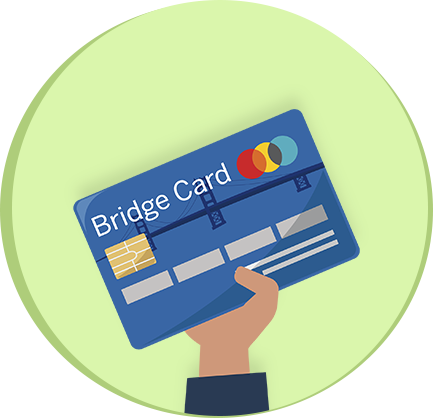 Bridge Card Instructions